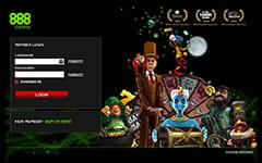 Casino 888 login игровые аппараты baytek