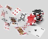 Kartenspielauswahl in Online-Casinos